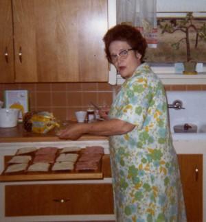 Grandma Coombs