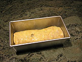Place in loaf pan