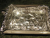 Lining Pan With Aluminum