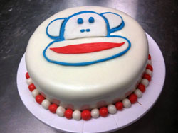 Our Groups Paul Frank inspired Fondant